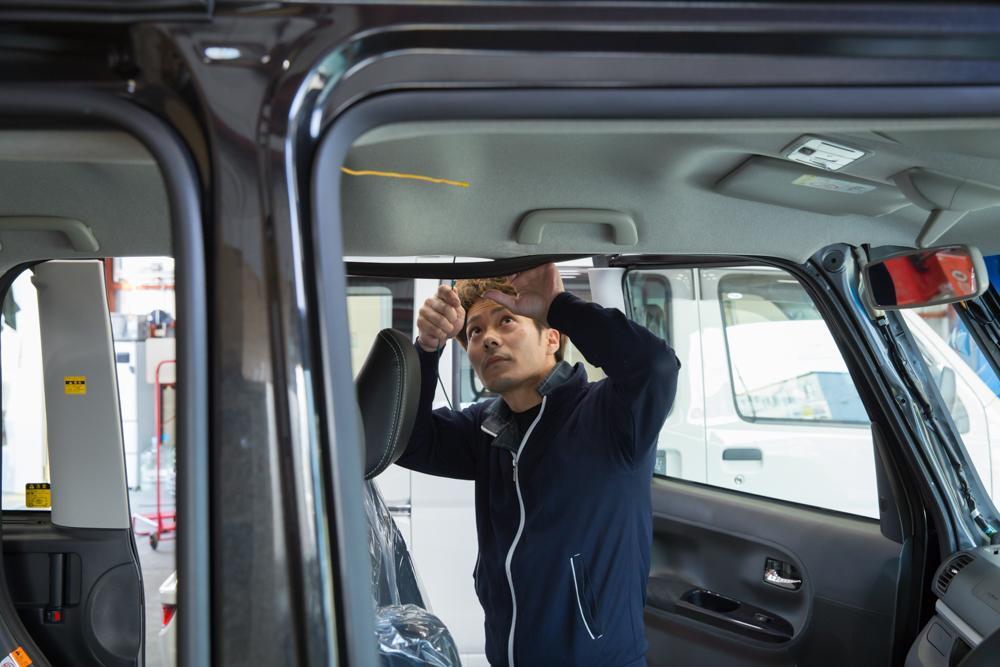沖縄で自動車整備士として働こう!自動車整備士になりたい方も、資格保有者も是非ご連絡ください!待遇面、働き方には自信があります!