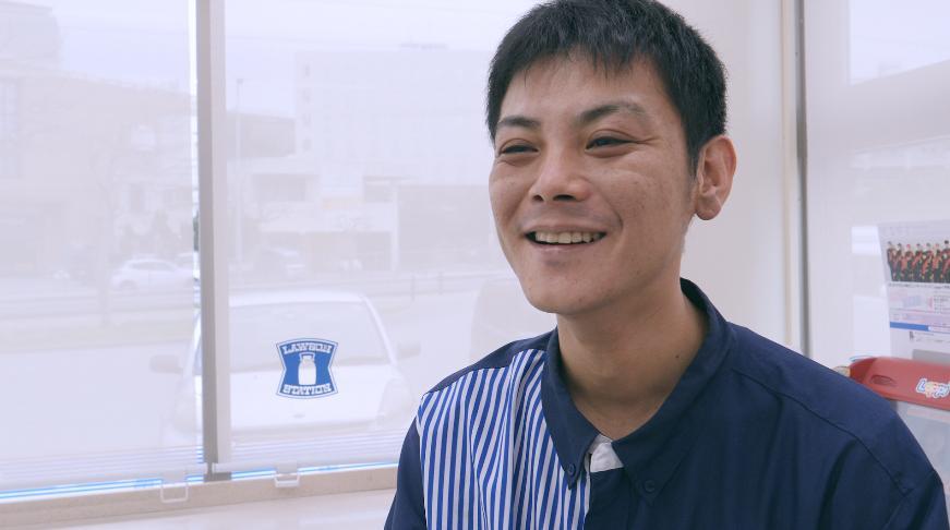 【那覇空港店 店長候補】心が楽しめと言っている!