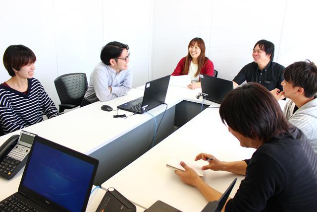 【Webサイト制作サポート業務】経験者も未経験者も共に活躍出来る環境!クリエイターを目指しませんか?デザイナーも同時募集!