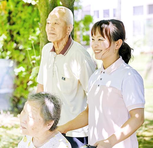 【介護福祉士】 ≪「思いやりのこころ」/老人保健施設アウンが沖縄から人材募集開始≫