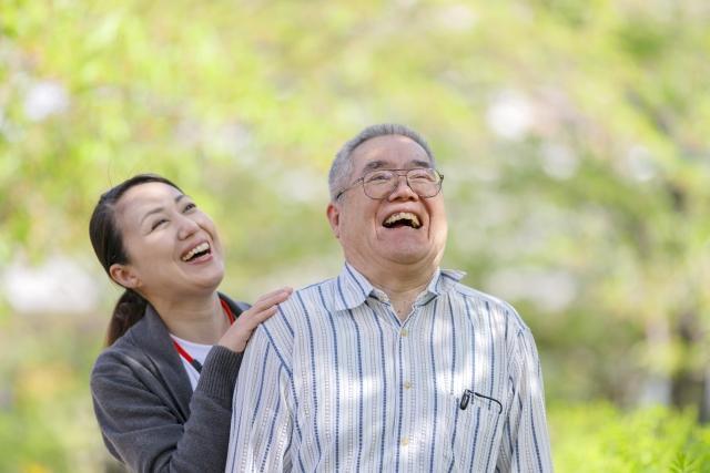 【介護職員】~自然と笑顔になる環境作りを目指して~