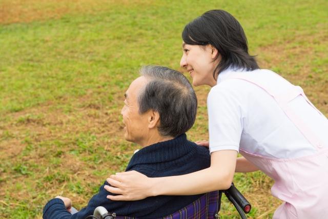 【介護福祉士(乙羽園)】~自然と笑顔になる環境作りを目指して~