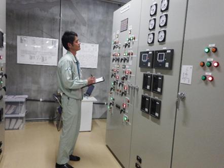 施設管理・ビル設備(浦添市牧港)~安心で安全な施設を一つ一つ丁寧に~