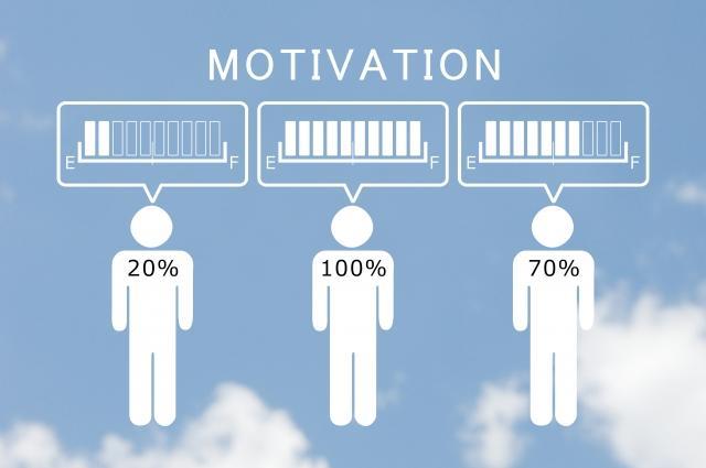 「仕事のモチベーション」との付き合い方