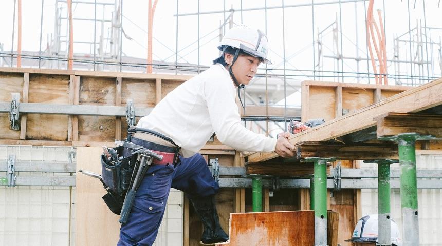 【型枠大工】確かな技術を継承し沖縄の未来へ貢献する~未経験OK