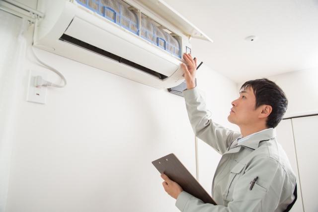 【空調・電気設備の施工】~正社員/月給23万以上/エアコン設置業務~