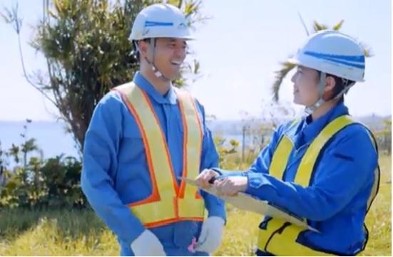 ★沖縄勤務★NEXCO西日本グループの技術系総合職(土木・建築・造園)